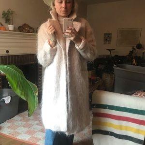 H&M Jackets & Coats - H&M Fuzzy Jacket